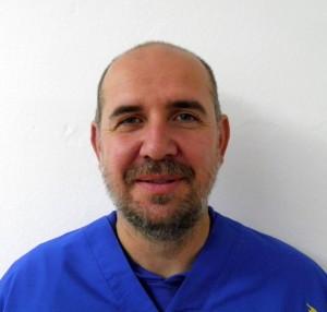 Nenad Grujić, doktor veterinarske medicine